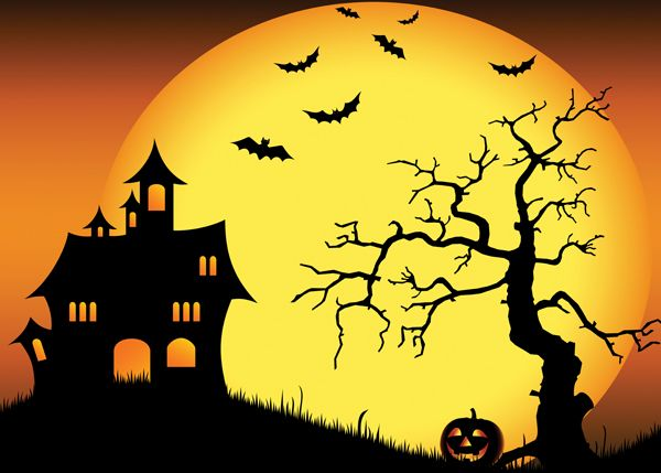 Halloween Photo Booth Background Go Back Gallery For