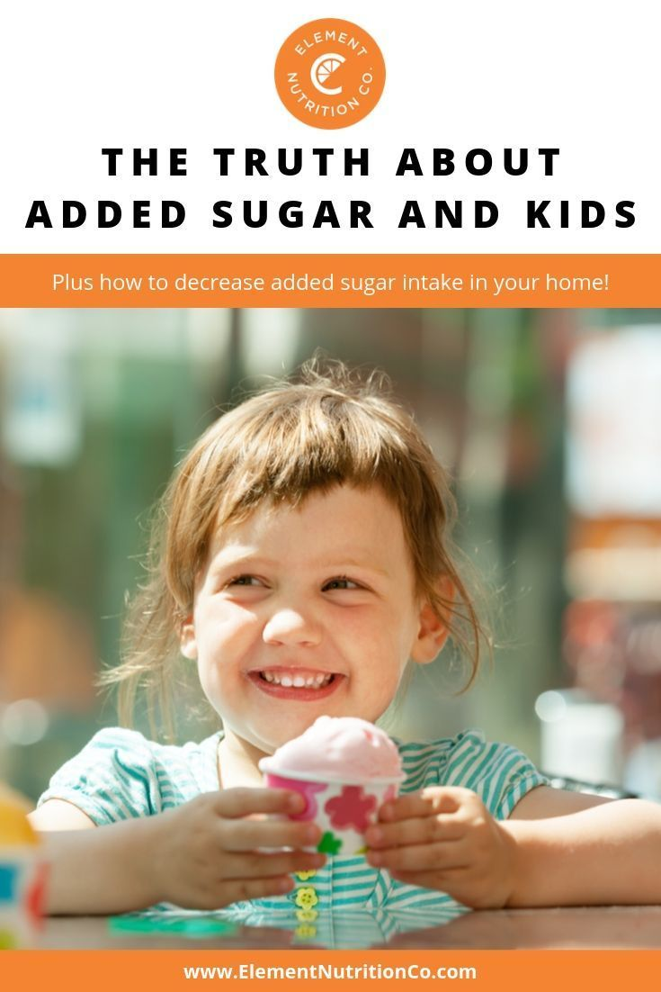Recommended Daily Sugar Intake For Kids #kidsnutrition
