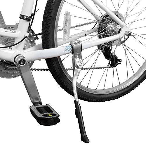 """BV Bike Adjustable Rear Kickstand Alloy Cycing Side Stand 24-29/"""" NEW KA70-SL"""