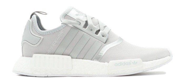 3a6859e33 Crep LDN — Adidas NMD R1 W  Matte Silver