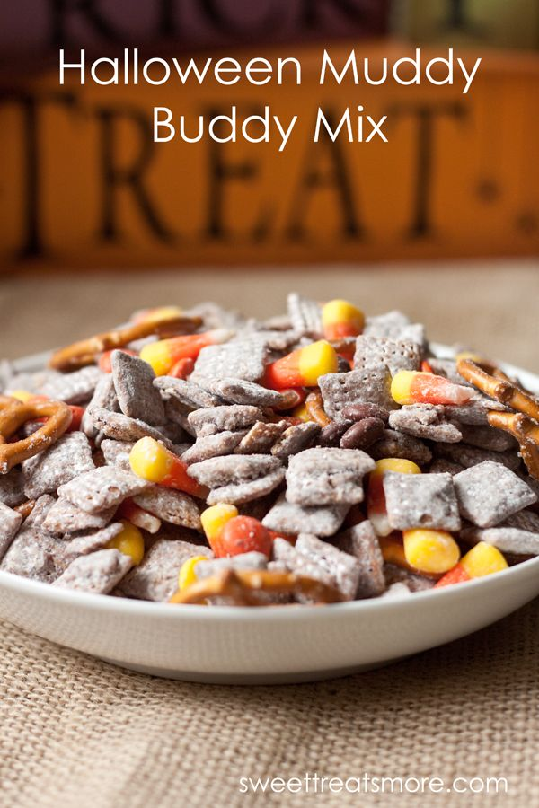 Muddy Buddies are one of my favorite childhood treats. Only we called it puppy chow– and I'm not really sure why. I think my mom made it for every road trip we went on, and let me tell you, it didn't last long in a car full of three boys and this food-lovin'-girl. I hadn't...