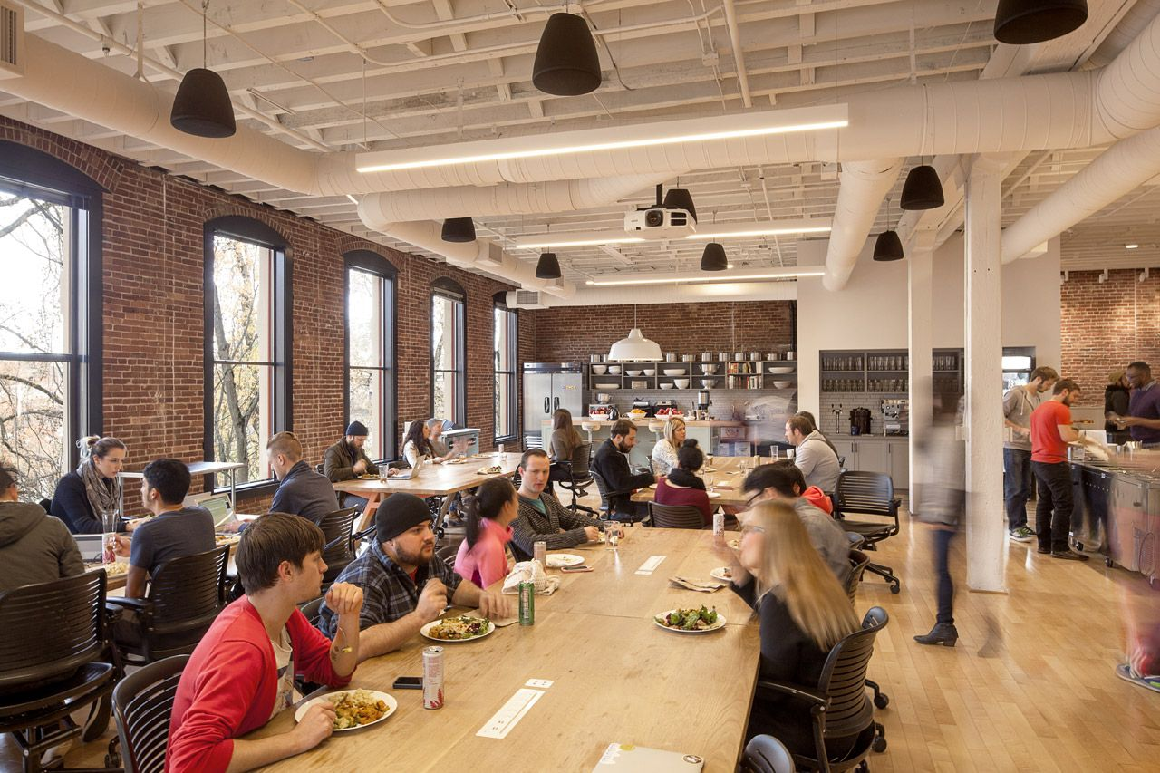 portland cafeterias and offices on pinterest airbnb office 6 google san