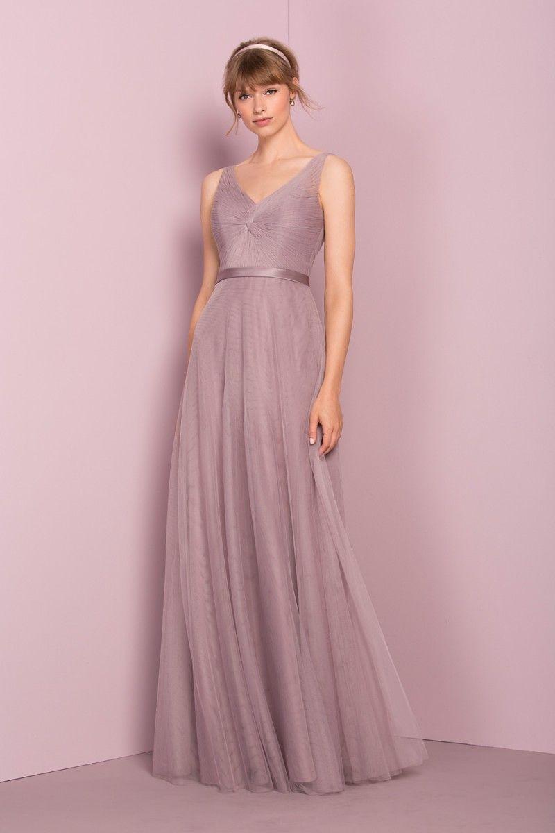style 18615 / Pleated Tulle   bridesmaids dresses   Pinterest ...