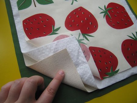 Oh Fransson Quilted Potholder Tutorial Sewing