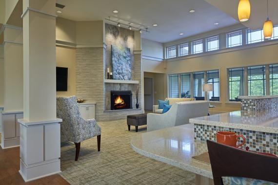 Efa Design Showcase Honorable Mentions Elements Of Surprise Senior Living Showcase Design Design