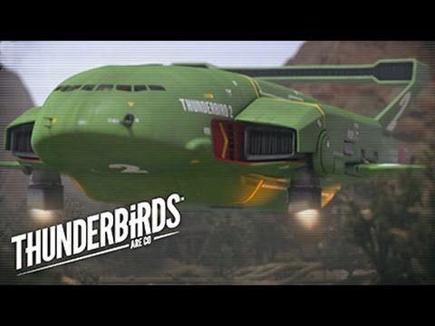Assista aos Teasers de THUNDERBIRDS ARE GO! (ATUALIZADO) | SCI FI do Brasil