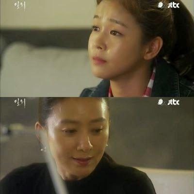 Da Mi menyuruh Hye Won untuk menjauhkan Sun Jae karena Dia tidak pantas dengan Sun Jae padahal dia sendiri sudah memiliki suami