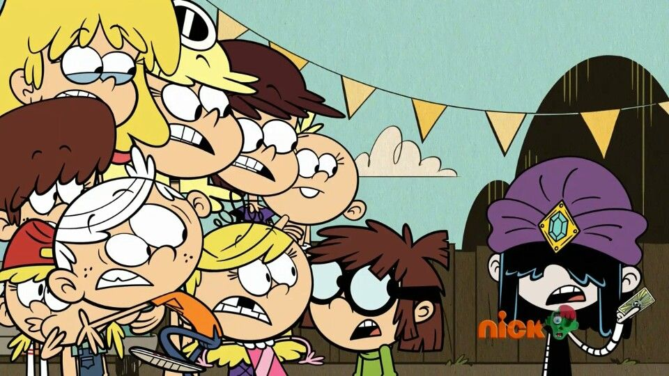 Raw Deal The Loud House Loud house characters Character