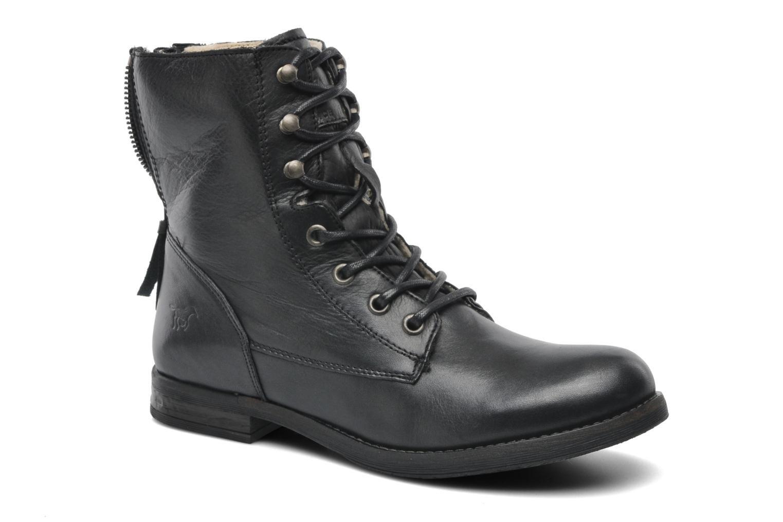 Mustang shoes Sarenza SiloïcNoirBottines boots chez et IW2E9HD