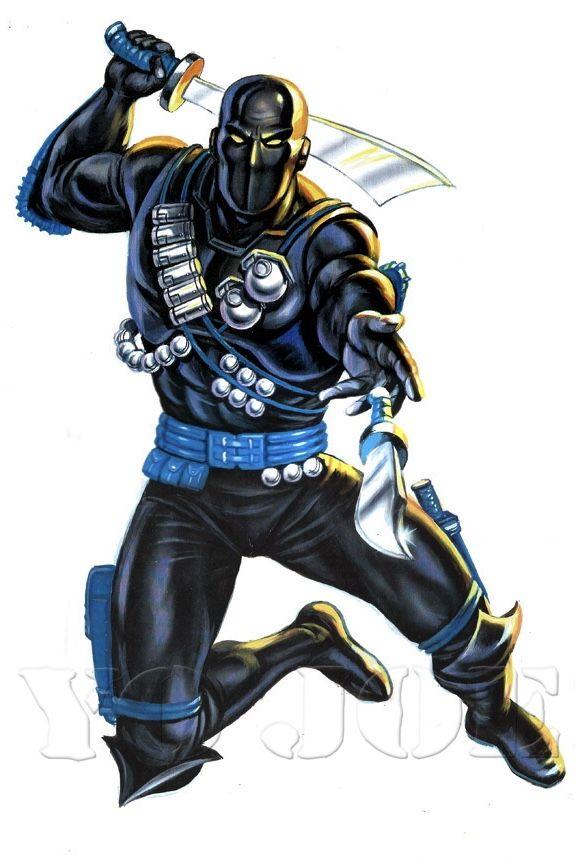Snake eyes ninja force | Gi joe, Snake eyes, Marvel