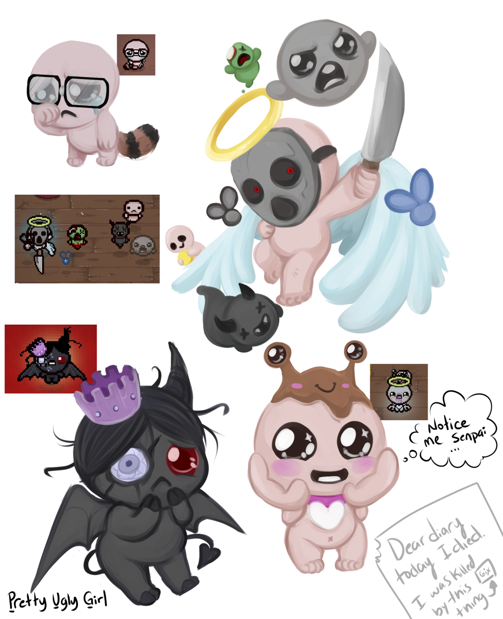 Binding Of Isaac Rebirth Dark Bum - Google Search