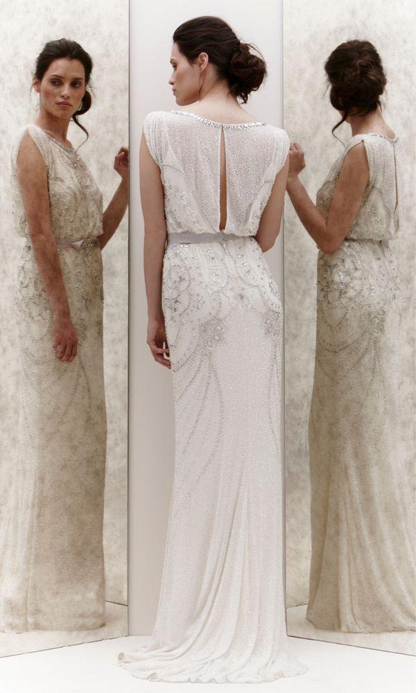 Berühmt Jenny Packham Esme Brautkleid Bilder - Brautkleider Ideen ...