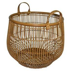 Linear Weave Bulging Basket - Threshold™ : Target