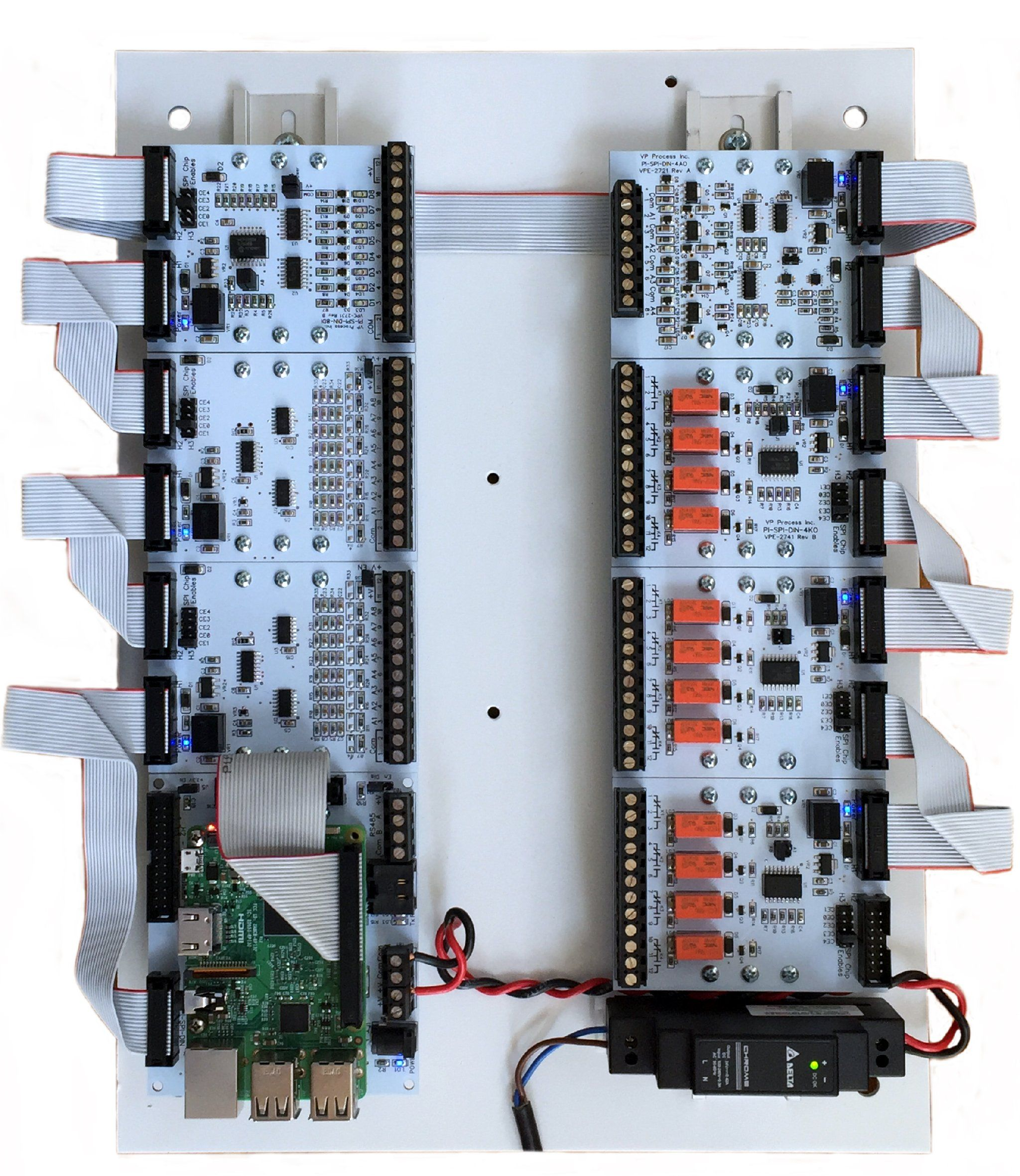 Raspberry Pi as a PLC in Automation Applications | Computers