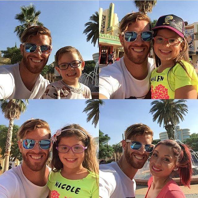 Cristian #Ansaldi en famille hier @cristianansaldi #fcim #family #goodtimes #inter #internazionale #nerazzurro #happyday #sun #dayoff