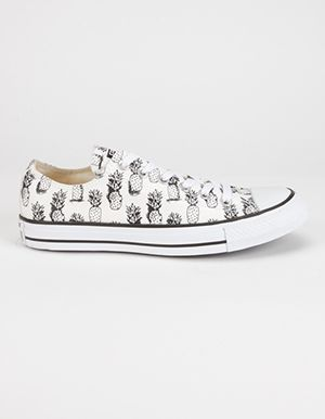 77dcf97511a8 CONVERSE Chuck Taylor All Star Low Womens Shoes White