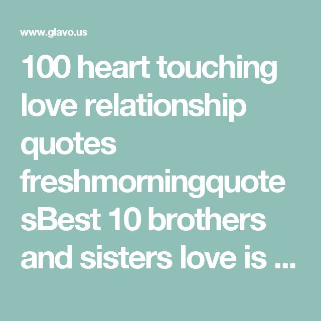 Quotes About Love For Him: 100 Heart Touching Love Relationship Quotes