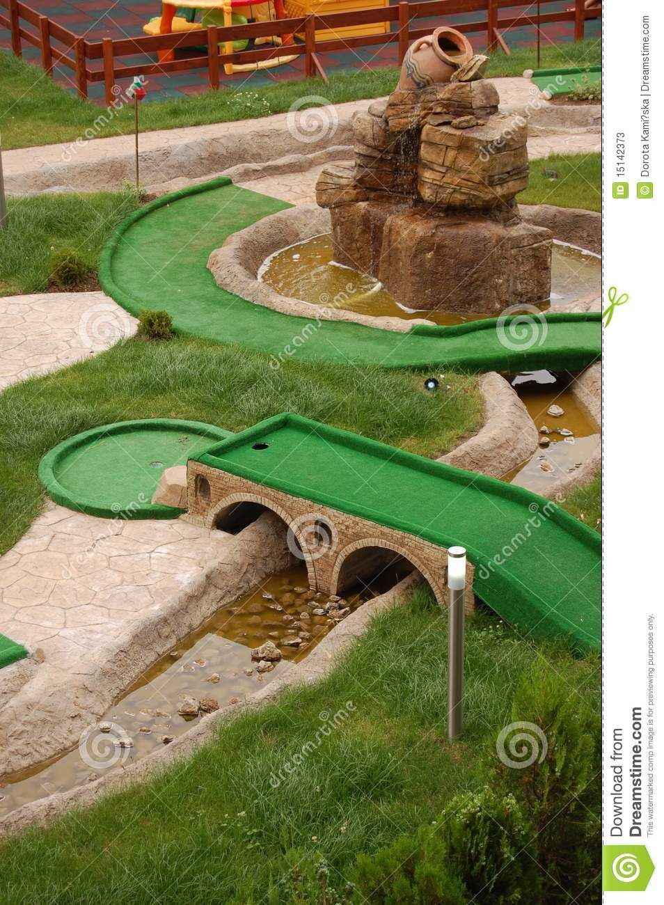 Minigolf Field Download From Over 64 Million High