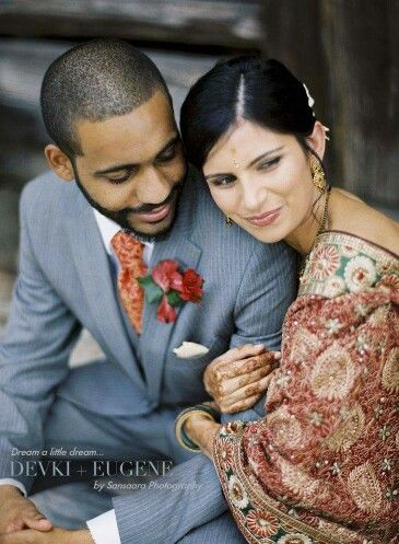Interracial dating vit indisk