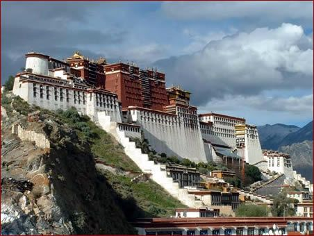 Lhasa Capital Of The Country Of Tibet It Is Not Part Of China China Travel Guide Tibet Travel Lhasa Tibet