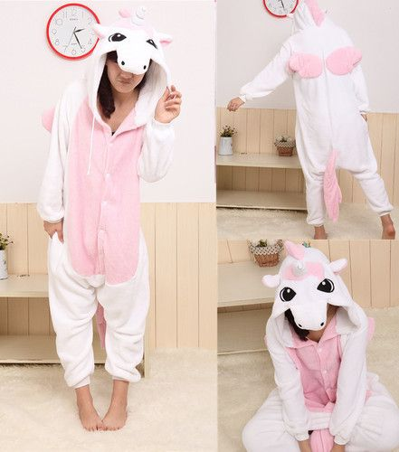 2ab389601f Unisex Pajamas KIGURUMI Pyjamas Cosplay Anime Costume Adult Animal Onesies  s XL