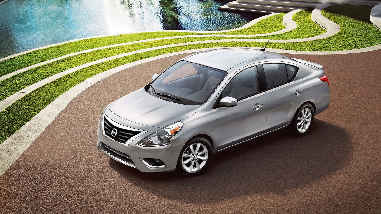 2016 Nissan Versa Nissan Versa Nissan Sunny Sedan