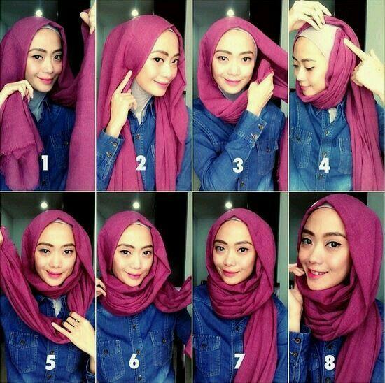 Hijab Tutorials Pinterest Adidas Queen Hijab Style Tutorial Hijab Tutorial Unique Hijab