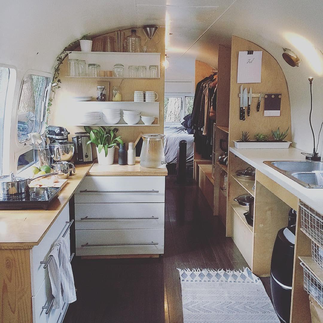 Mobile home interior ideas bus conversion   camper  pinterest  bus conversion rv and
