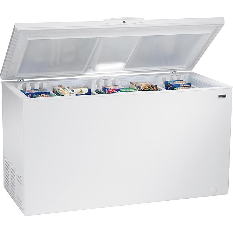 Kenmore Elite 16582 24 6 Cu Ft Chest Freezer White Chest