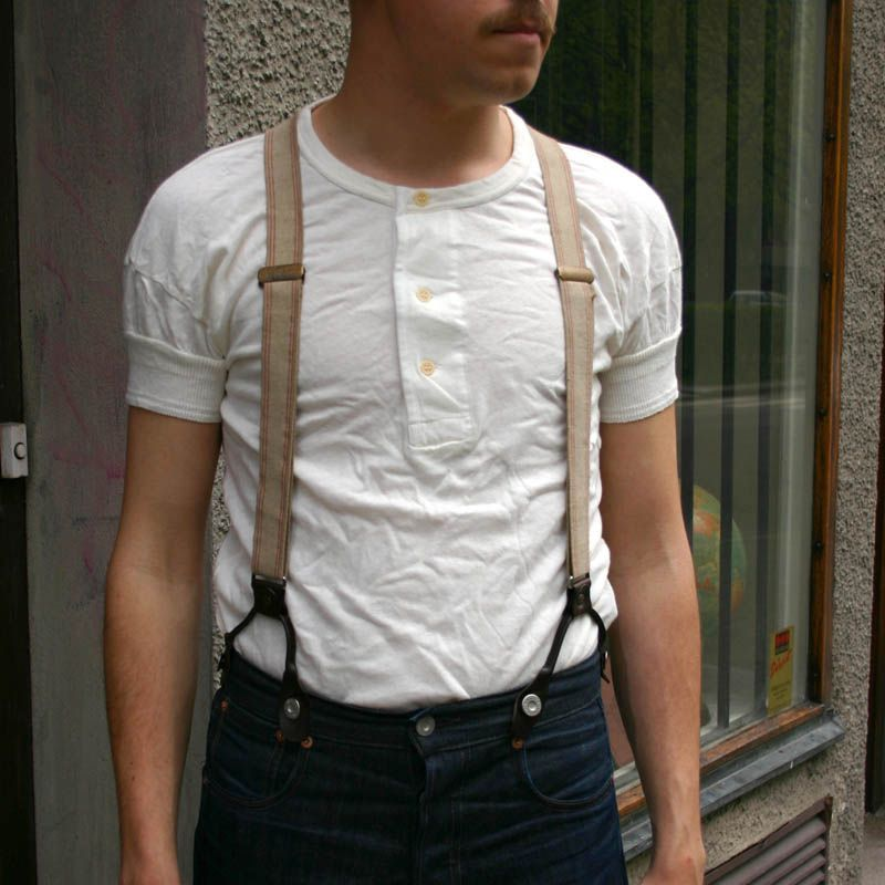 8204631d vintage suits for men from the 40's | Levi's Vintage Clothing - 1920s s/s  Tee ecru - Sivletto & Unionville .