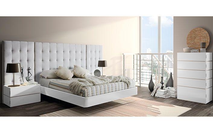 Decorar dormitorios pequeños con poca luz natural