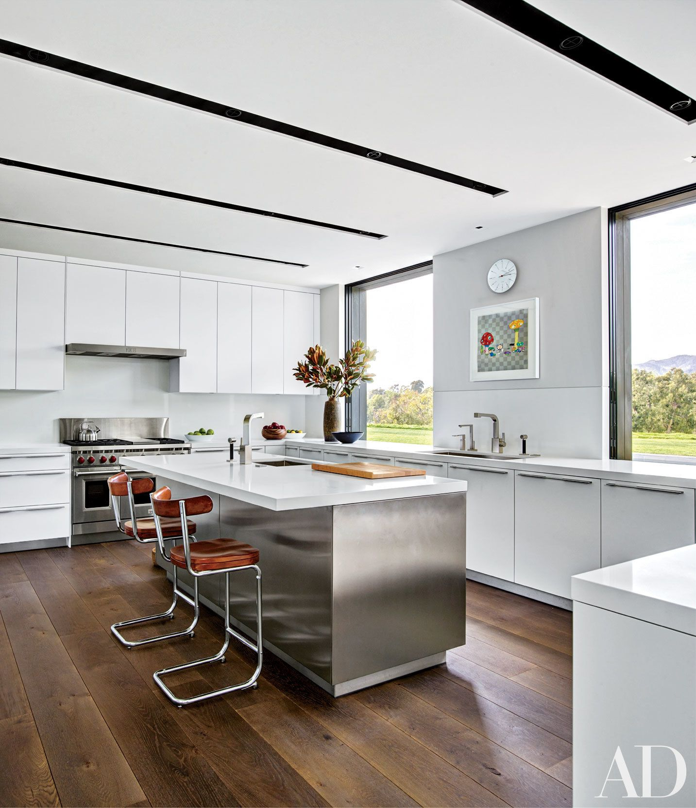 How to create a sleek contemporary kitchen remodel ideas