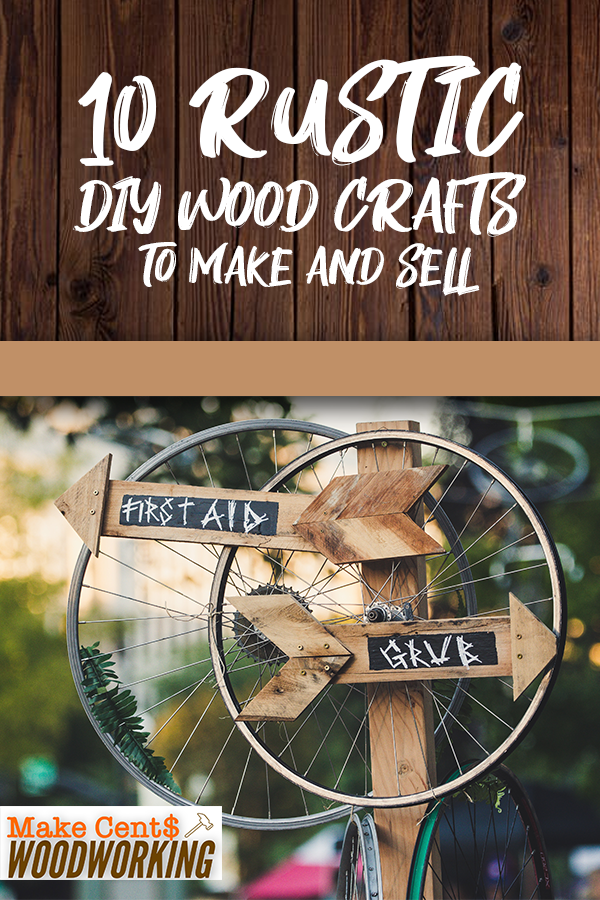 30++ Rustic wood crafts to sell information