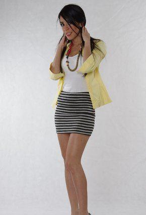 Zara trafaluc - yellow blazer