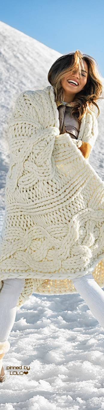 ❄KNIT ONE ❄ PURL ONE❄ *Chrissy Teigen for Uggs | LOLO