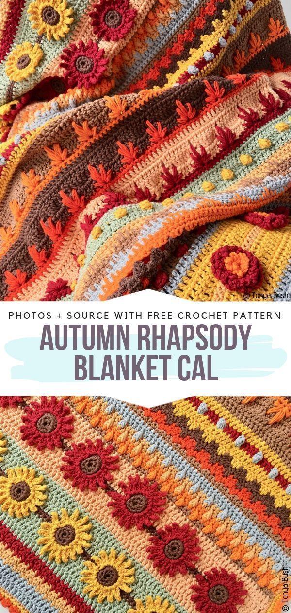 Fall Crochet Blanket Ideas Free Patterns