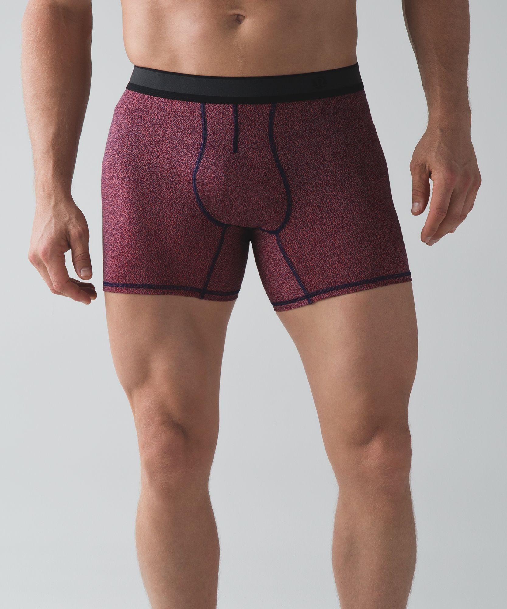 0bca80768260 Men's Boxer Shorts - No Boxer Boxer - lululemon | Products | Gym ...