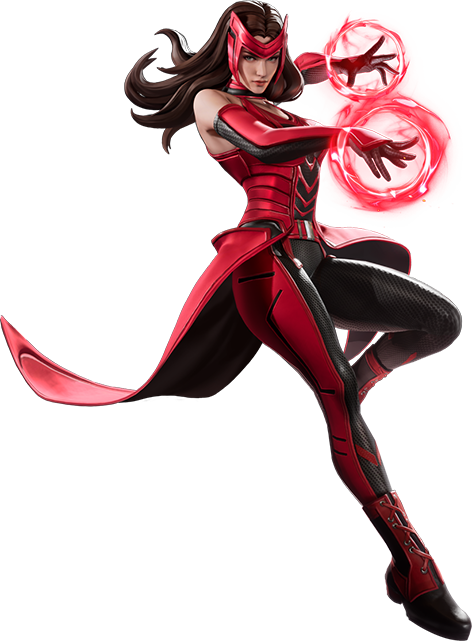 Scarlet Witch (Marvel Super Wars) | Marvel heroines ...