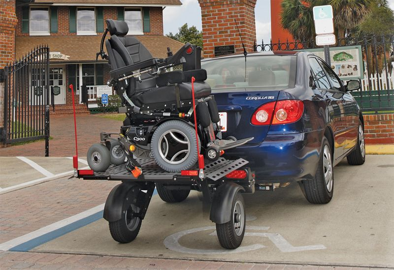 Pin By Griffin Mobility On Wheelchair Scooter Lifts Lifted Cars Toyota Corolla Wheelchair
