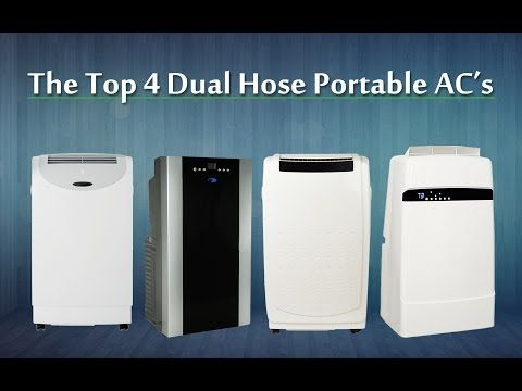 The Best Portable Air Conditioner For 2016 / 2017 (Dual ...