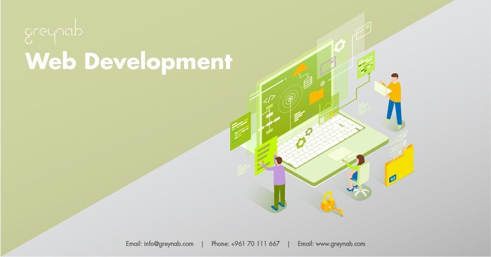 Best Website Design Company In Lebanon Fun Website Design Website Design Company Web Design Agency