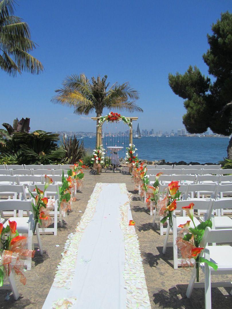 Bali Hai Restaurant Wedding Shelter Island - San Diego, CA ...