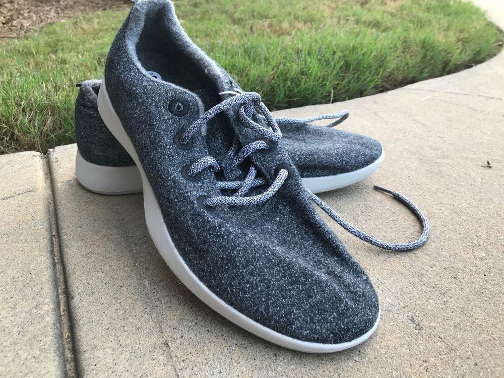 a9f75d6a4bdf8 Allbirds Mens Wool Runner Gray Fashion Shoes Size 12 #fashion ...