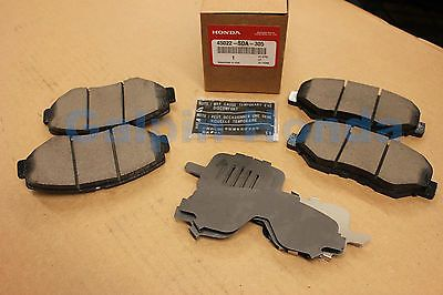 95225 Auto Parts General Genuine Oem Honda Accord 4 Cylinder Front Brake Pad Set 2003 2007 Buy It Now Only 48 95 Genuine Oem Honda Accord Auto Parts Honda