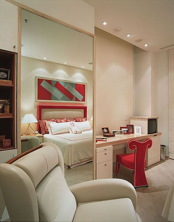 Contemporary Master Bedroom - Found on Zillow Digs Color My World