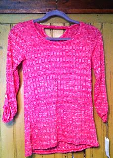 Loveappella Shella Knit Top- returned