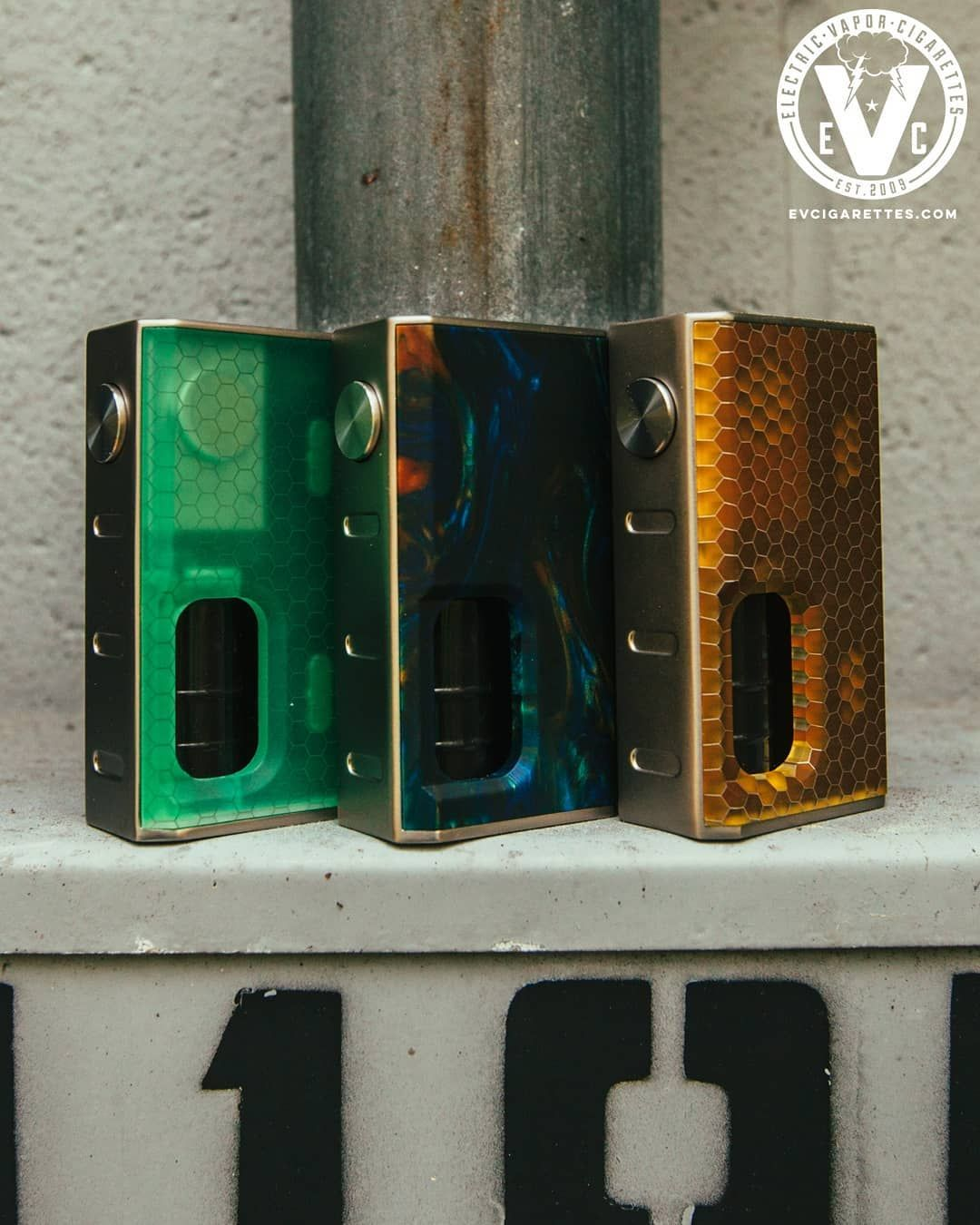 Luxotic BF Squonk MOD / Kit by Wismec | New & Popular