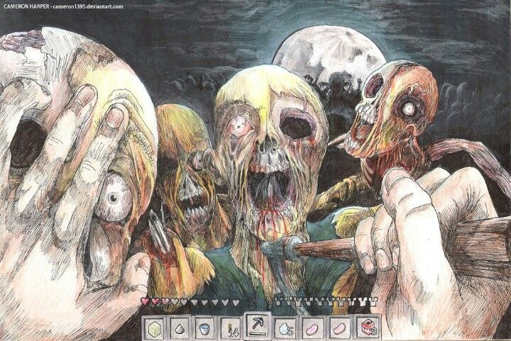 real zombies