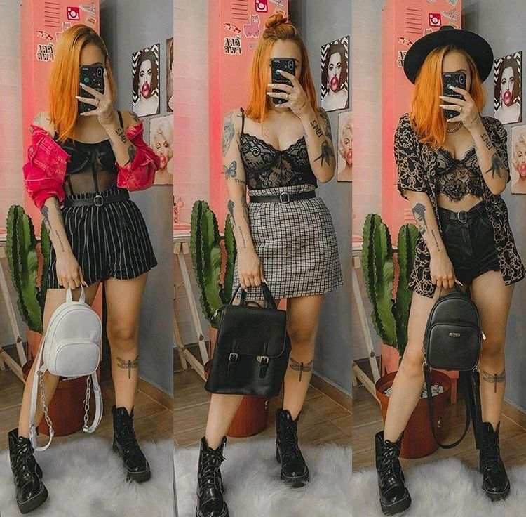 Pin By Hannah On Grunge Looks
