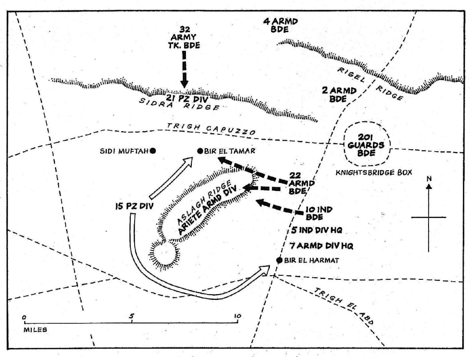 The Kesselschlacht Was A Concentric On Encircled